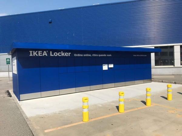 Ikea-locker