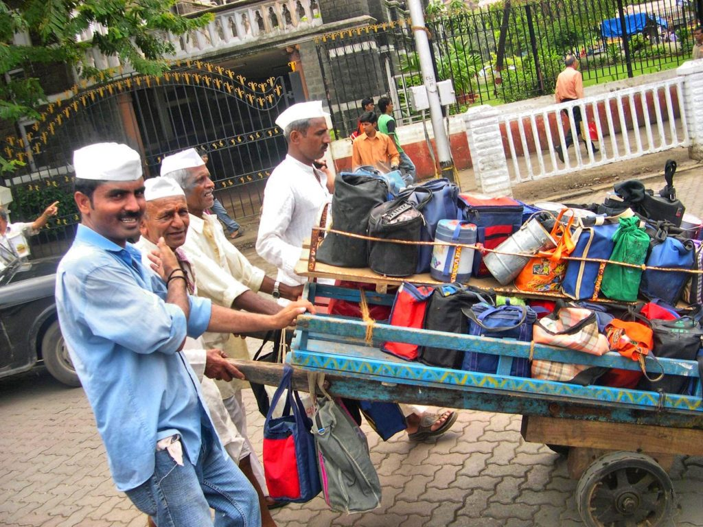 Dabbawalas ready to start work in Mumbai
