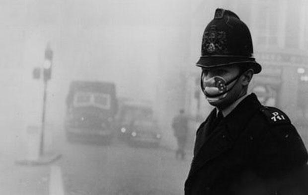 Great-Smog-London-1952
