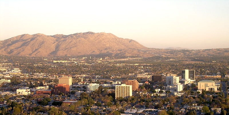 California's Inland Empire